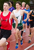 Henry in the DMR pack (Malcolm Slaney) Tags: track 2018 distancemedleyrelay stfrancisinvitational dmr