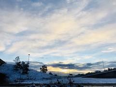86/365/7 (f l a m i n g o) Tags: monday 2018 19th march colorado wheatridge morning sky sunrise 365days project365 28400 explore