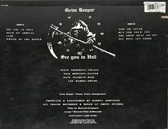 GRIM REAPER SEE YOU IN HELL NWOBHM (vinylmeister) Tags: vinylrecords albumcoverphotos gramophone lp heavymetal thrashmetal deathmetal blackmetal vinyl schallplatte disque album nwobhm