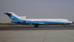 YA-FAS-1 B727 SHJ 200302