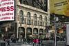 Times Sq--Miller Building (PAJ880) Tags: show folks shoe shop miller bldg times sq nyc new york city manhattan signs ads