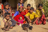 Bhoramdeo -  Chhattisgarh - India (wietsej) Tags: bhoramdeo chhattisgarh india konica minolta digital camera dynac 7d family pups children mother tribal rural village 28105 xi wietse jongsma