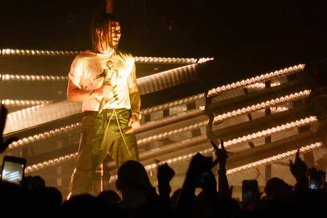 Miguel : War & Leisure Tour - Brooklyn Steel, Brooklyn (2018)