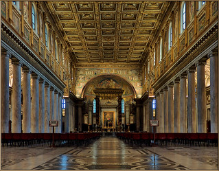 Rom – Basilika Santa Maria Maggiore/Basilica of Saint Mary Major