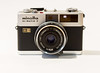 Minolta - Hi-Matic F (MarekSokal) Tags: mareksokal cameras cameraporn film portrait lens