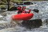 Tryweryn Kayak Leap (Howard 'H' Pimborough) Tags: howardhpimborough canon7d 70200lf28 tryweryn wales water river rocks gwynedd kayak extreme whitewater whitewatercentre northwales paddle cymru bala