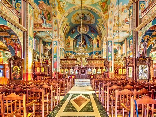Χριστος Ανεστη (Παναγια Παντανασσα η Καθολικη  Λεμεσος)