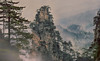 Picturesque Zhangjiajie (lfeng1014) Tags: picturesquezhangjiajie zhangjiajie wulingyuan hunan china mountain chinesepaintinglike landscape misty canon5dmarkiii 70200mmf28lisii travel lifeng
