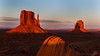 That Special Day (Jaw's Dad) Tags: monumentvalley sunset arizona