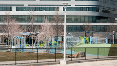 Major Thomas Menino Park (kuntheaprum) Tags: majorthomasmeninopark menino charlestown boston cityscape nikon d80 samyang 85mm f14 water tobinbridge cityofboston