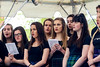 Students - Pendleton Spring Jubilee - Pendleton, S.C. (DT's Photo Site - Anderson S.C.) Tags: canon 6d 24105mml lens pendletonsc upstate southcarolina stornoway scotland students performers singing chorus choir tartan plaid tradition teenager girls music america usa