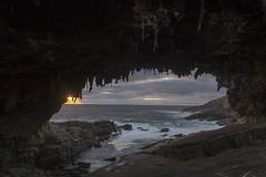 Admirals Arch - Kangaroo Island - Australia (wietsej) Tags: admirals arch kangaroo island australia rx10 rx10m4 iv sunset grot