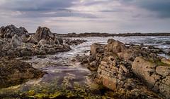 Galson rocks (Impact Imagz) Tags: galson southgalson galsontrust coastalgeology geology rocks torridoniansandstone lewisiangneiss ness outerhebrides westernisles hebrides hebridean pleistocene scotland visitscotland scottishlandscapes hebrideanlandscapes