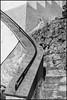 Stairway to Church (TK@Pictures) Tags: scuol2018 engadin stairway theodorkierdorf blackandwhite mono church leica scuol lines stone handrail m246 50mm apo