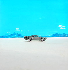 Hot Wheels HW SCREEN TIME The Fate Of The Furious Ice Charger 2017 : Bonneville Salt Flats - 13 Of 14 (Kelvin64) Tags: hot wheels hw screen time the fate of furious ice charger 2017 bonneville salt flats