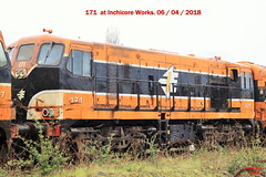 IR_04_2018_424 (HK 075) Tags: rpsi branch line wanderer railtour cie ir ie irish railways éireann iarnróid rail fanning class 071 121 141 181 201 diesel locomotive