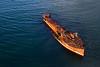 Inganess (Premysl Fojtu) Tags: shipwreck aerial orkney landscape seascape colours abandoned