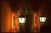 lanterns (ibarenogaray) Tags: san miguel allende guanajuato mexico farolas hotel nocturna naranja