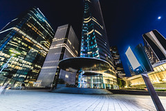 La defense-6 (sebastienloppin) Tags: 1224f4dg architecture building canon6dmarkii france igersfrance igersladefense ladéfense night nuit paris sigma ladefense canon cityscape city town money 6dmarkii