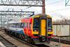 East Midlands Trains 158886 (Mike McNiven) Tags: liverpool limestreet norwich nottingham manchester piccadilly emt eastmidlandstrains