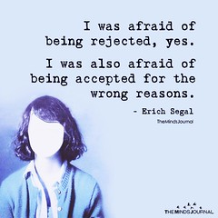 I was afraid of being rejected... (tjetjev_gorbatjev@yahoo.co.id) Tags: reasons motivational rejected afraid live fitnessmotivation poetry coffee quotes quotation life love inspirational enlightenment hustle accepted wisdom travel