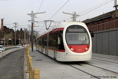I_B_IMG_8493 (florian_grupp) Tags: asia china train railway railroad passenger electric beijing tram bagou fragranthills xijiao botanicalgardens siemens lrt haidian