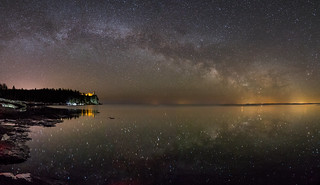 Reflections of a Galaxy-1-3