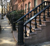Come.....we'll go home for lunch (*CA*) Tags: nyc greenwichvillage brownstones afternoon spring