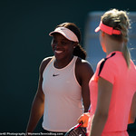 Sloane Stephens, Eugenie Bouchard
