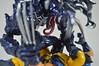 Venom vs Wolverine (Matheus RFM) Tags: revoltech marvel wolverine venom