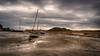 Alnwick Beach (Jay-Aitch) Tags: lumix g vario 14140f3556 alnwick beach boat sand clouds sea ocean water alnmouth panasonic gx9 deserted northumberland england north boats sails