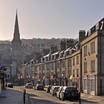 Bath - Claverton Street thumbnail
