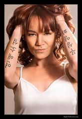 Cre8tvgrl (madmarv00) Tags: cre8tvgrl d800 nikon hawaii honolulu kylenishiokacom model oahu christine tattoo girl woman portrait redhead