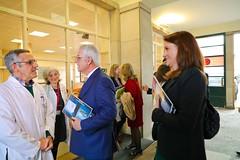 GPPSD em visita de trabalho ao Instituto Português de Oncologia Dr. Francisco Gentil