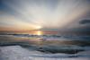 Lake Baikal - Olkhon island (dataichi) Tags: ольхон 貝加爾湖 байкал 바이칼호 russia travel tourism destination siberia winter sunset nature landscape ice snow frozen baikal