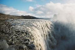 Iceland Adventures ! (Hëllø i'm Wild) Tags: analog film 35mm canonae1 iceland icelandadventures travel hike adventures outdoor breathe dettifoss waterfall