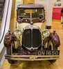Austin Swallow - British Motor Museum, Gaydon, Warwick. UK (staneastwood - 2 mil views - Thank you all.) Tags: staneastwood stanleyeastwood car british vehicle mechanics engineering classiccars classic wheel headlight light grill windscreen saloon sportscar transport bumper gn1650