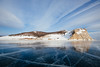 Uzur meteo station - Lake Baikal - Olkhon island (dataichi) Tags: ольхон 貝加爾湖 байкал 바이칼호 baikal russia travel tourism destination siberia winter ice snow nature outdoors landscape reflection reflect olkhon