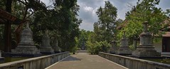 "INDONESIEN, Java, Buddh. Kloster (Tempel )  nahe Tempel Candi Mendut, 17278/9796 (roba66) Tags: reisen travel explorevoyages urlaub visit roba66 asien südostasien asia eartasia ""southeastasia"" indonesien indonesia ""republikindonesien"" ""republicofindonesia"" indonesiearchipelago inselstaat java tempelanlage tempel temple yogyakarta ""buddhisttemple"" buddha relief bauwerk building architektur architecture arquitetura klodster"