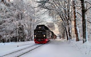 zurück nach Wernigerode - return to Wernigerode