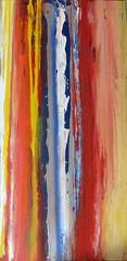 a Monument (Peter Wachtmeister) Tags: artinformel art mysticart modernart popart artbrut phantasticart minimalart acrylicpaint abstract abstrakt surrealismus surrealism hanspeterwachtmeister