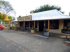 General Store, Glenlyon, Victoria (Diepflingerbahn) Tags: glenlyon victoria generalstore landmark historicbuilding loddonriver sign panasoniclumixdmctz80