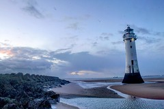 New Brighton Lighthouse (jendickinson96) Tags: lighthouse beach newbrighton newbrightonlighthouse wirral merseyside landscape architecture