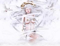Cherubim (Annyzinh Oliveira) Tags: more moon amore blush re uber event whore couture fair 8 tableau vivant