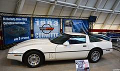 1983 Chevy Corvette (Chad Horwedel) Tags: 1983chevycorvette chevycorvette chevrolet chevy corvette classic car corvettemuseum bowlinggreen
