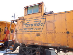 Rio Grande... (Railroad Rat) Tags: freight train riding hopping graffiti monikers art railroad dumpster diving camping reclaim traveling wander america united states union pacific culture high desert snow feather river route overland