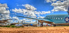 The Airfield (Michael F. Nyiri) Tags: marchfieldairmuseum california southerncalifornia planes clouds sky