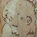 PRIMATICE - Triptyque, Deux Barques avec Cinq Rameurs (drawing, dessin, disegno-Louvre INV8576) - Detail 42