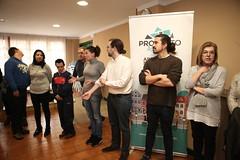 Podemos Asturies entrega 1.000 euros de la línea Doce Lluches a ASCIVITAS
