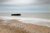 WWII Pill Box (Number Johnny 5) Tags: shoreline tamron d750 nikon decay seashore box long sea beach imanoot banal exposure mundane sky seascape pill defences johnpettigrew 2470mm